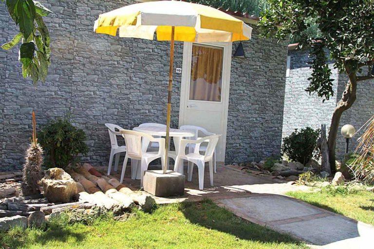 esterno bungalow monolocale 1