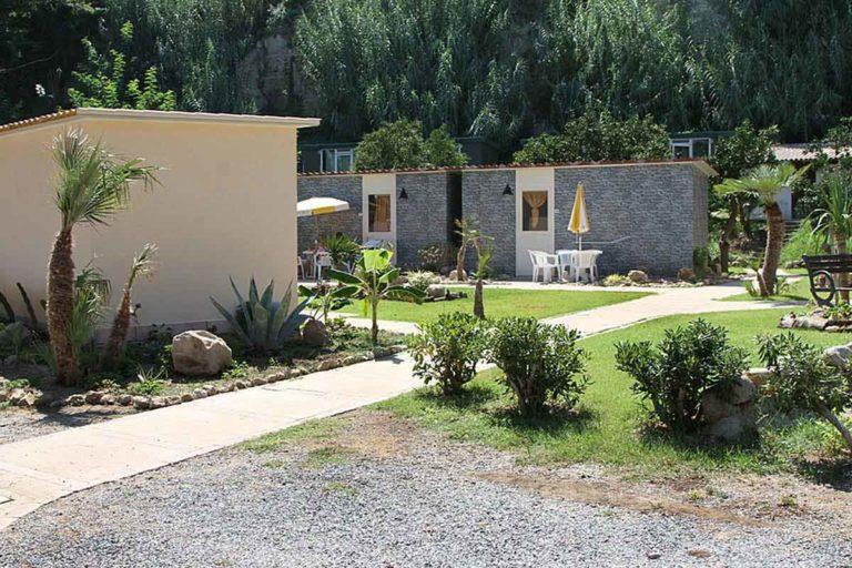 esterno bungalow monolocale